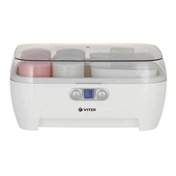 Йогуртница Vitek — VT-2602 W Йогуртница Vitek
