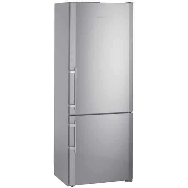 Холодильник с нижней морозильной камерой широкий Liebherr CBNesf 5133-20 001 двухкамерный холодильник liebherr cuwb 3311