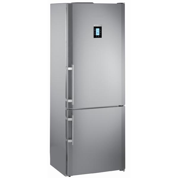 Холодильник с нижней морозильной камерой широкий Liebherr CNPes 5156-20 001