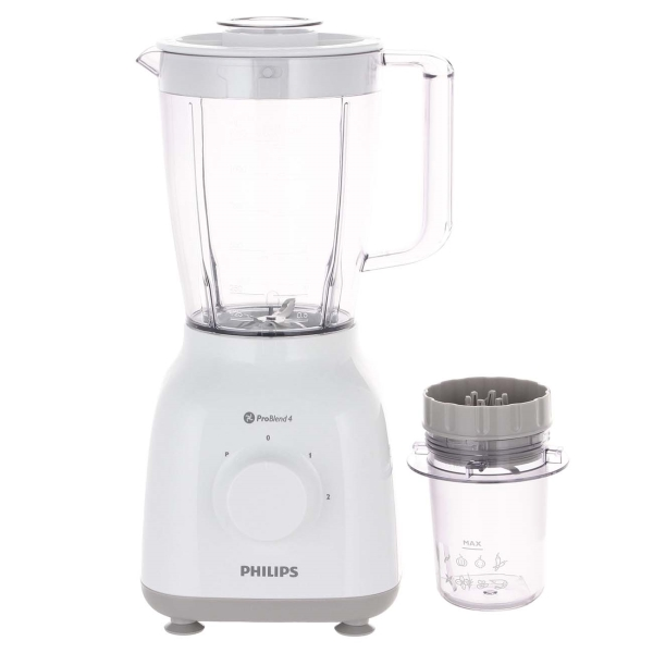 Блендер Philips Daily Collection HR2102/00 philips daily collection hr 1560 20