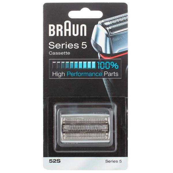 Сетка и режущий блок для электробритвы Braun 52S