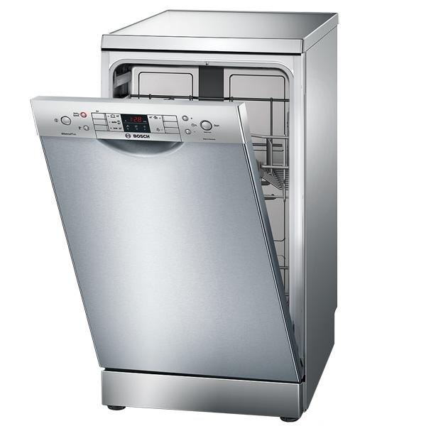 Купить Посудомоечная машина (45 см) Bosch Super Silence SPS53M58RU в каталоге интернет магазина М.Видео по выгодной цене с доставкой, отзывы, фотографии - Белгород