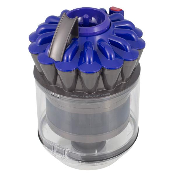 Пылесос с контейнером для пыли dyson dc41c origin extra пылесос дайсон турбощетка купить