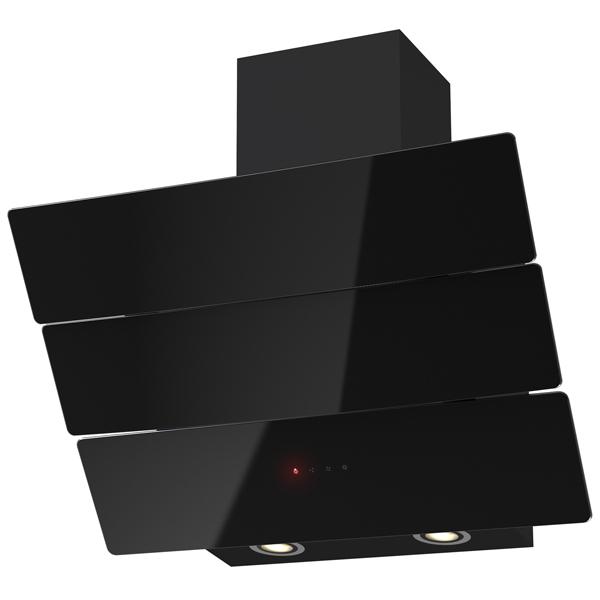 Вытяжка 60 см Krona Inga 600 black sensor