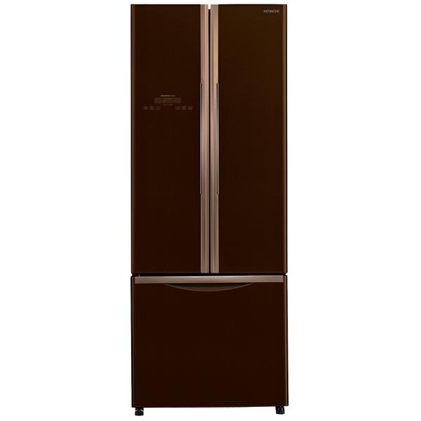 Холодильник с нижней морозильной камерой широкий Hitachi R-WB 552 PU2 GBW