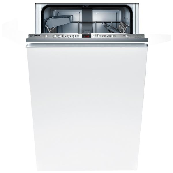 Встраиваемая посудомоечная машина 45 см Bosch SuperSilence SPV63M50RU