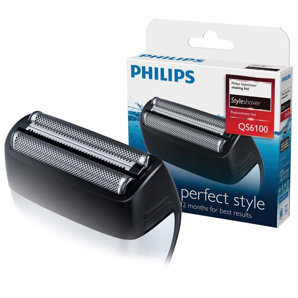 режущий блок для электробритвы philips hq8 50 Режущий блок для электробритвы Philips QS6100/50