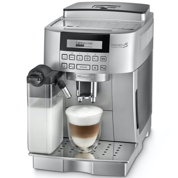 Кофемашина De Longhi ECAM 22.360.S de longhi ecam 22 110 b