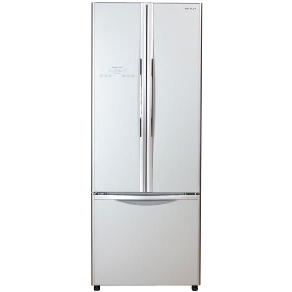 Холодильник с нижней морозильной камерой широкий Hitachi R-WB 482 PU2 GS