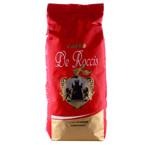 De Roccis, Кофе в зернах, Rossa 1 кг