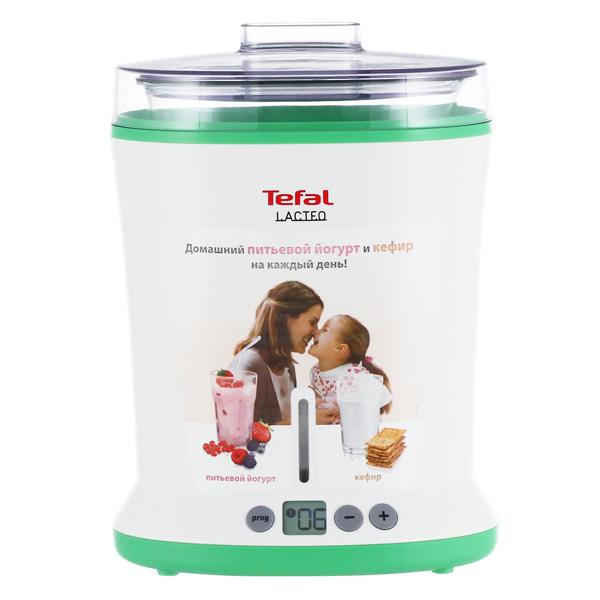 Картинки по запросу йогуртница TEFAL YG260132