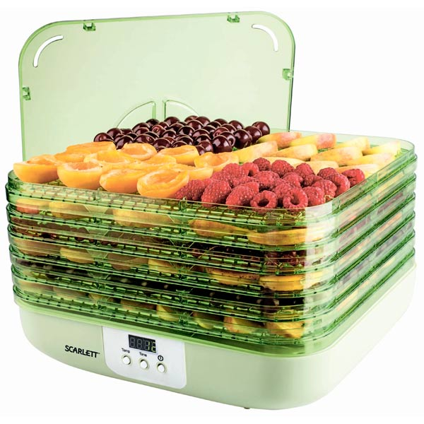сушки для фруктов и овощей видео