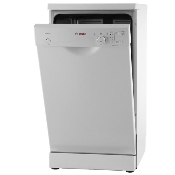 Купить Посудомоечная машина (45 см) Bosch Aqua Stop SPS40X92RU в каталоге интернет магазина М.Видео по выгодной цене с доставкой, отзывы, фотографии - Белгород