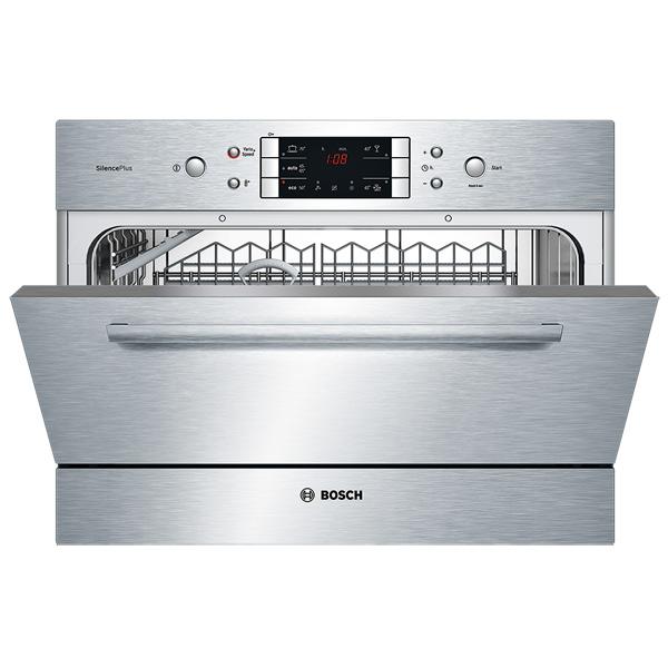 где купить Встраиваемая компактная посудомоечная машина Bosch ActiveWater Smart SKE52M55RU дешево