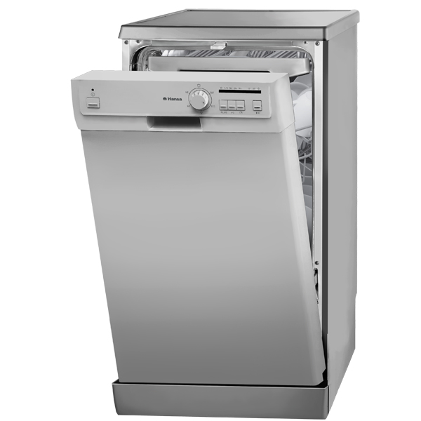 все цены на Посудомоечная машина (45 см) Hansa ZWM4677IEH онлайн