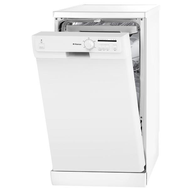 все цены на Посудомоечная машина (45 см) Hansa ZWM4677WEH онлайн