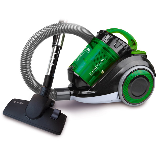 Пылесос с контейнером для пыли VITEK