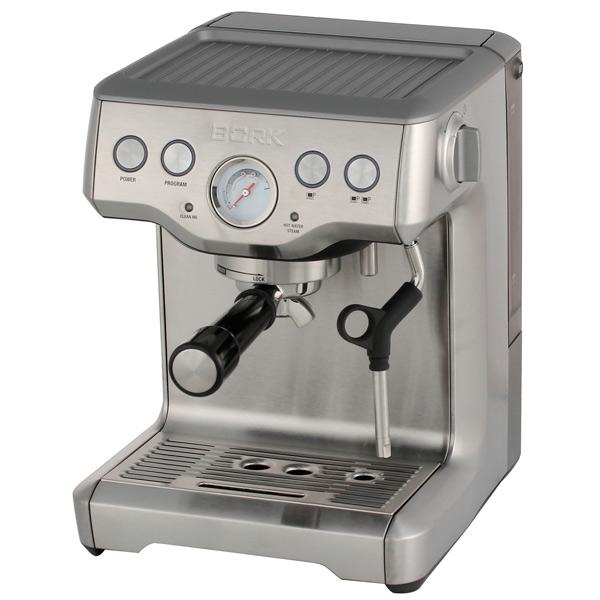 Кофеварка рожкового типа Bork от М.Видео