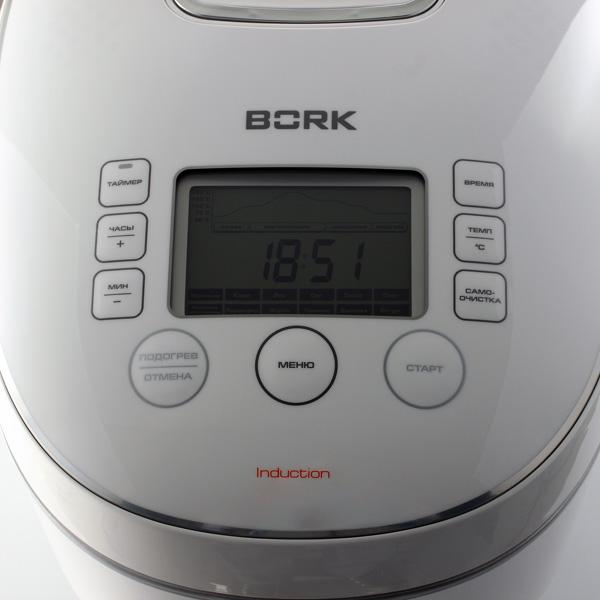 Рецепты в мультиварке bork u500