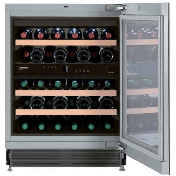 Встраиваемый винный шкаф Liebherr UWT 1682-20 встраиваемый винный шкаф liebherr uwt 1682