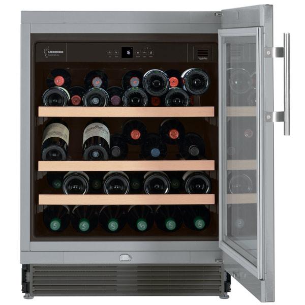 Встраиваемый винный шкаф Liebherr UWKes 1752-20