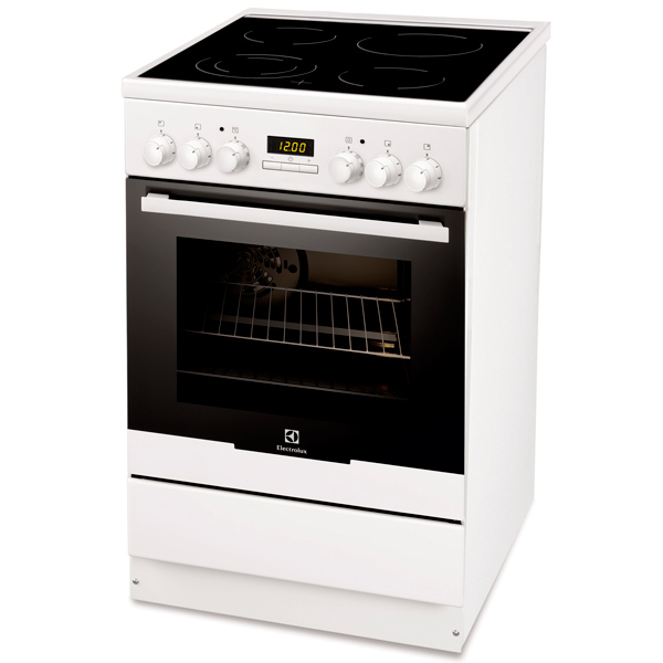 Электрическая плита (50-55 см) Electrolux