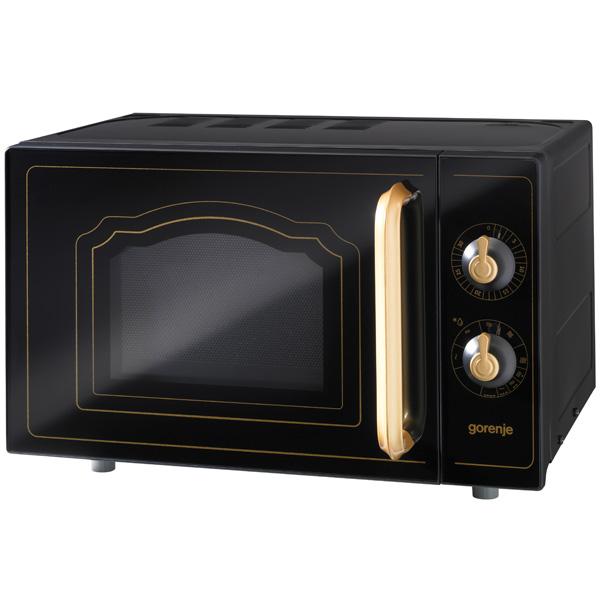 Микроволновая печь с грилем Gorenje Classico MO4250CLB фото