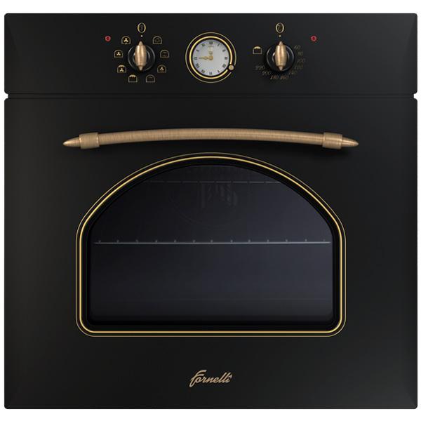 Электрический духовой шкаф Fornelli FEA 60 MERLETTO AN Piatto