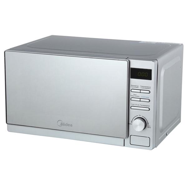Микроволновая печь с грилем Midea C4E AG720C4E-S