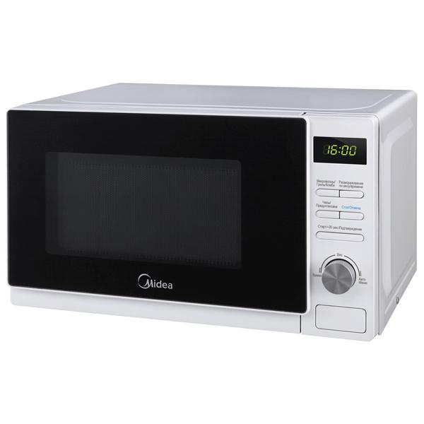 Микроволновая печь с грилем Midea AG720C4E-W