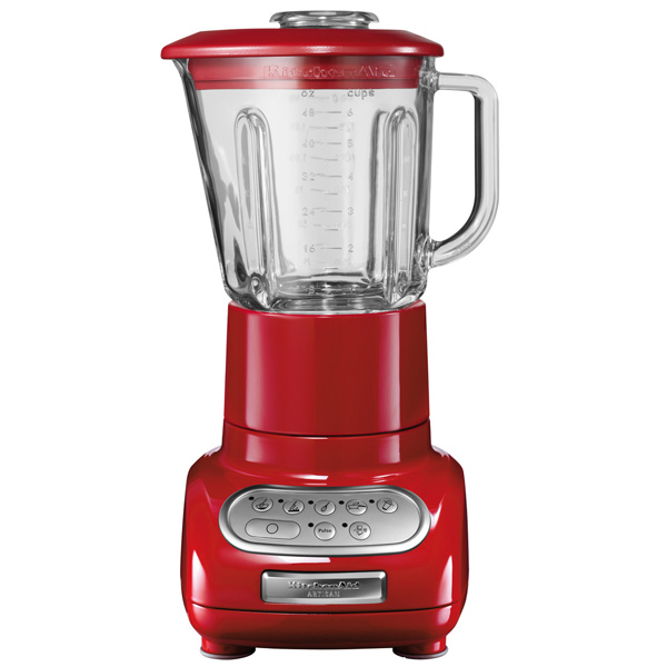 Блендер KitchenAid Artisan 5KSB5553EER красный kitchenaid набор прямоугольных чаш для запекания 0 45 л 2 шт красные