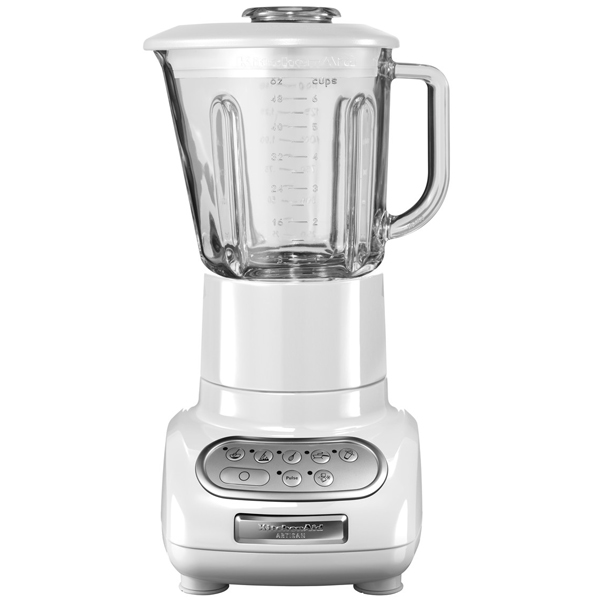 Блендер KitchenAid Artisan 5KSB5553EWH белый цена