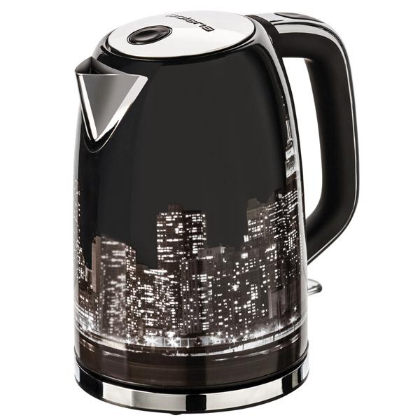 Электрочайник Polaris PWK 1762CA City кофеварка polaris pcm 0210 450 вт черный