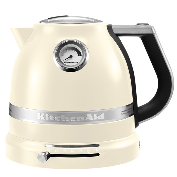 Электрочайник KitchenAid Artisan 5KEK1522EAC кремовый kitchenaid набор прямоугольных чаш для запекания 0 45 л 2 шт красные