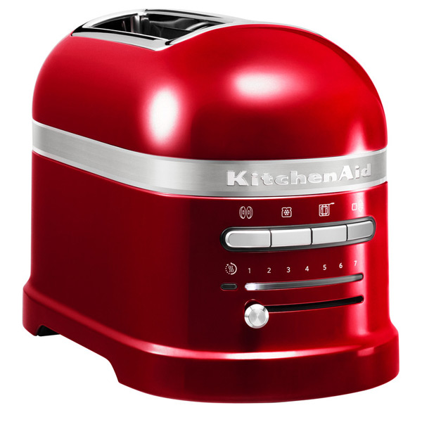 Тостер KitchenAid Artisan 5KMT2204ECA карамельное яблоко тостер kitchenaid 5kmt2204ems artisan