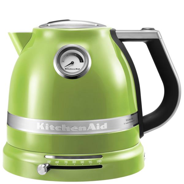 Электрочайник KitchenAid Artisan 5KEK1522EGA зеленое яблоко