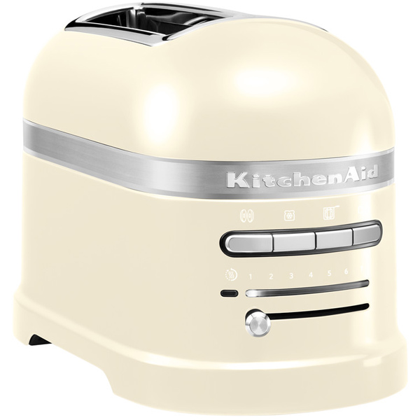 Тостер KitchenAid Artisan 5KMT2204EAC кремовый тостер kitchenaid 5kmt2204ems artisan