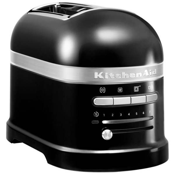Тостер KitchenAid Artisan 5KMT2204EOB черный тостер kitchenaid 5kmt2204ems artisan
