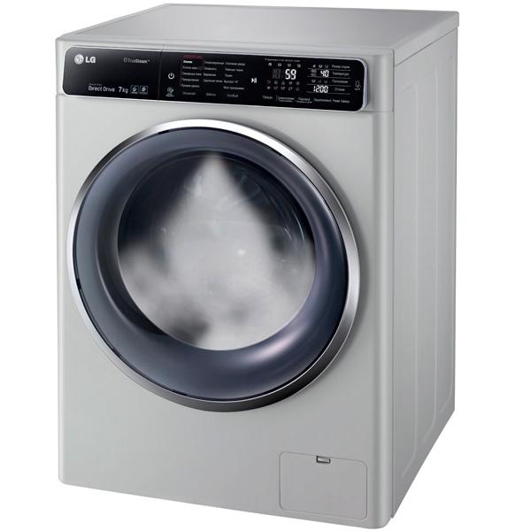 Стиральная машина узкая LG F12U1HBS4 стиральная машина узкая lg f12u1hbs4