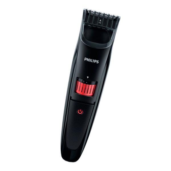 Триммер Philips Series 3000 QT4005/15 триммер для бороды philips qt 3900 15 beardtrimmer series 3000 черный
