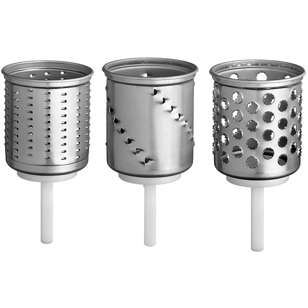 Насадка для кухонного комбайна KitchenAid EMVSC набор насадок для кухонного комбайна bosch muzxlve1