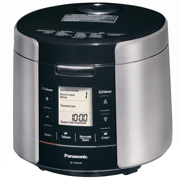 купить мультиварка Panasonic Sr Tmz550ltq в каталоге интернет