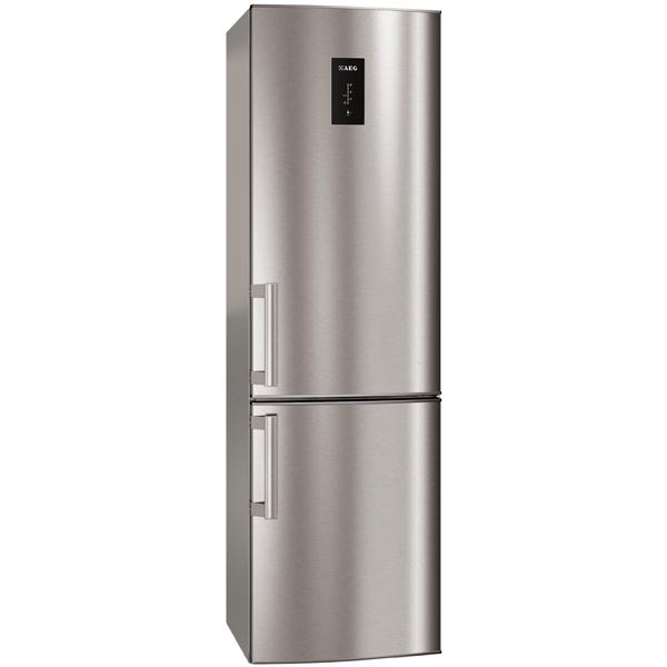 Холодильник с нижней морозильной камерой AEG S95362CTX2