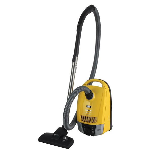 Пылесос с пылесборником Miele SDAB0 Compact C2 Yellow пылесос miele sdcb0 compact c2 hepa