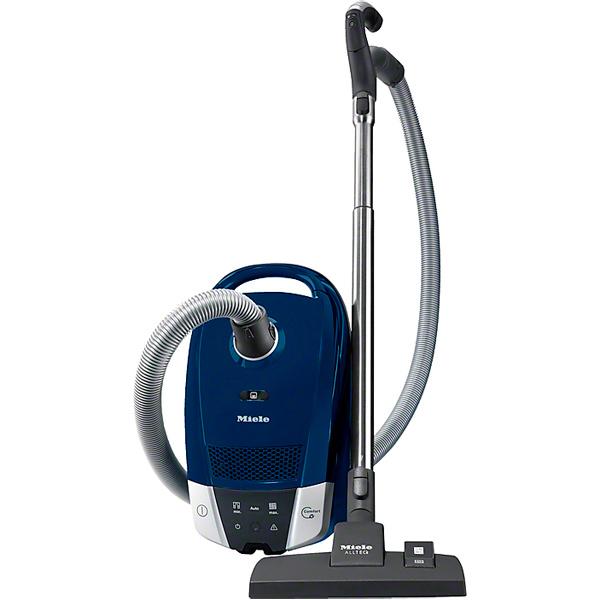 Пылесос с пылесборником Miele SDMB0 Compact C2 Comfort Marine Blue пылесос miele sdab0 compact c2
