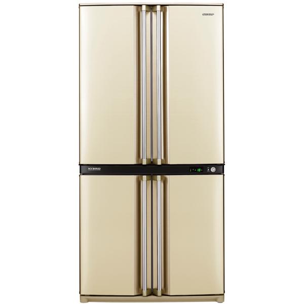 Холодильник многодверный Sharp SJ-F95ST-BE sharp sharp sj fp97vbk 605