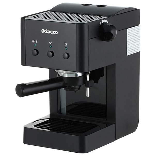 Кофеварка рожкового типа Saeco от М.Видео