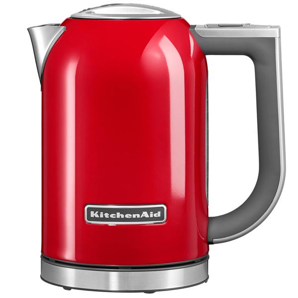 Электрочайник KitchenAid 5KEK1722EER красный чайник электрический kitchenaid 5kek1722eer