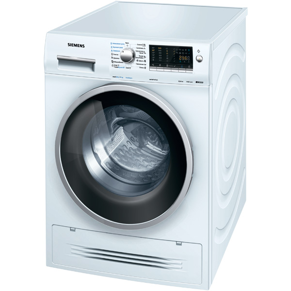 Стиральная машина с сушкой Siemens WD14H442OE стиральная машина с сушкой siemens wd 15 h 541 oe