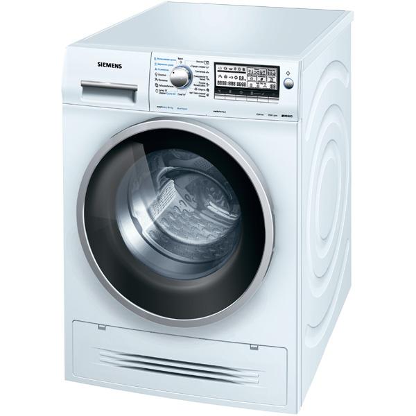 Стиральная машина с сушкой Siemens WD15H541OE встраиваемая стиральная машина siemens wk 14 d 541 oe